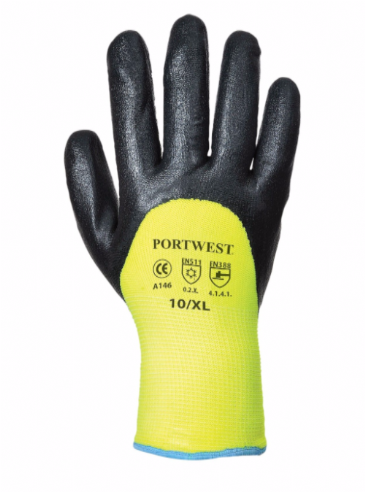 A146 Arctic Winter Glove - Nitrile Sandy